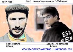 Jubilé de Essalhi Abdelwahab à Guelma: Un moment fort pour les anciennes gloires du football
