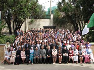 PROMOTION BOUBEKEUR BELKAID ENA 2005-2009