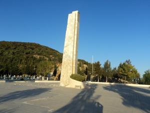 Stele commemorative Mermoura