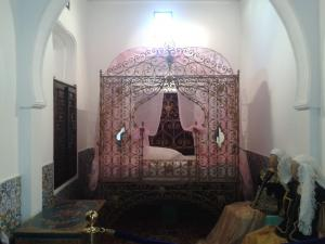 tenue traditionnelle algerienne
