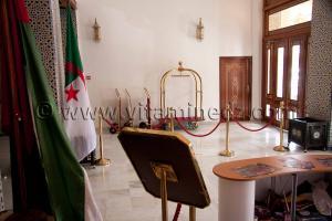 Hotel Tlemcen Les Zianides fax 043.27.71.31