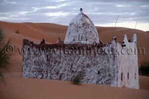 Taghit, Darih de Sidi Said Ben Mohamed Ben Othmane près du Ksar portant son nom