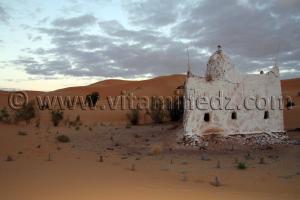Marabout de Sidi Said Ben Mohamed Ben Othmane à Taghit