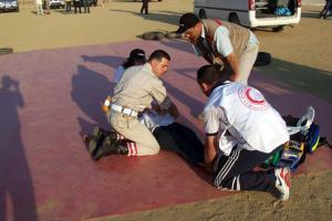 Azazga - Croissant Rouge Algérien: Une promotion baptisée du nom d'un journaliste