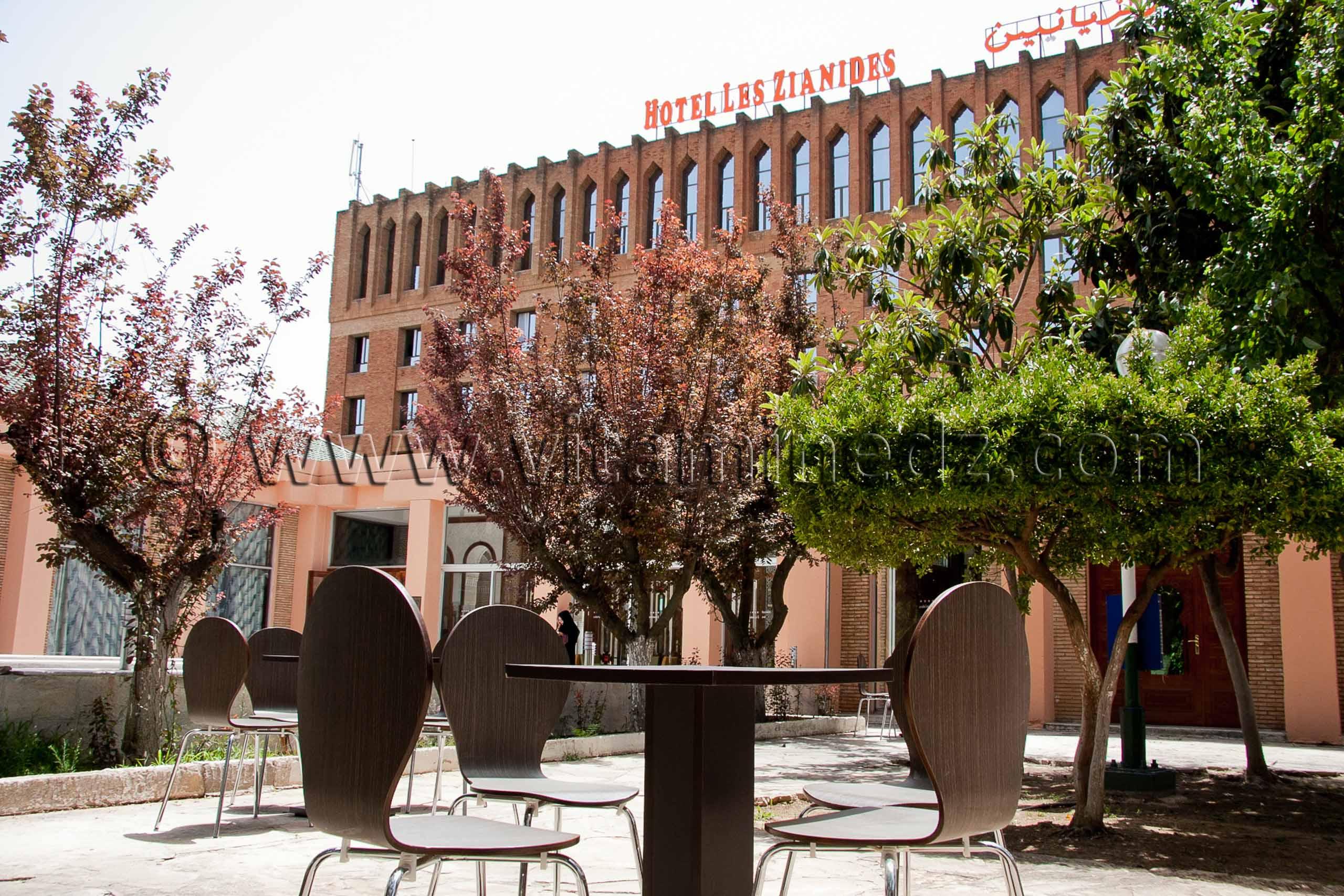 Tarif hotel tlemcen les zianides 40 60 euros nuit for Tarifs hotel