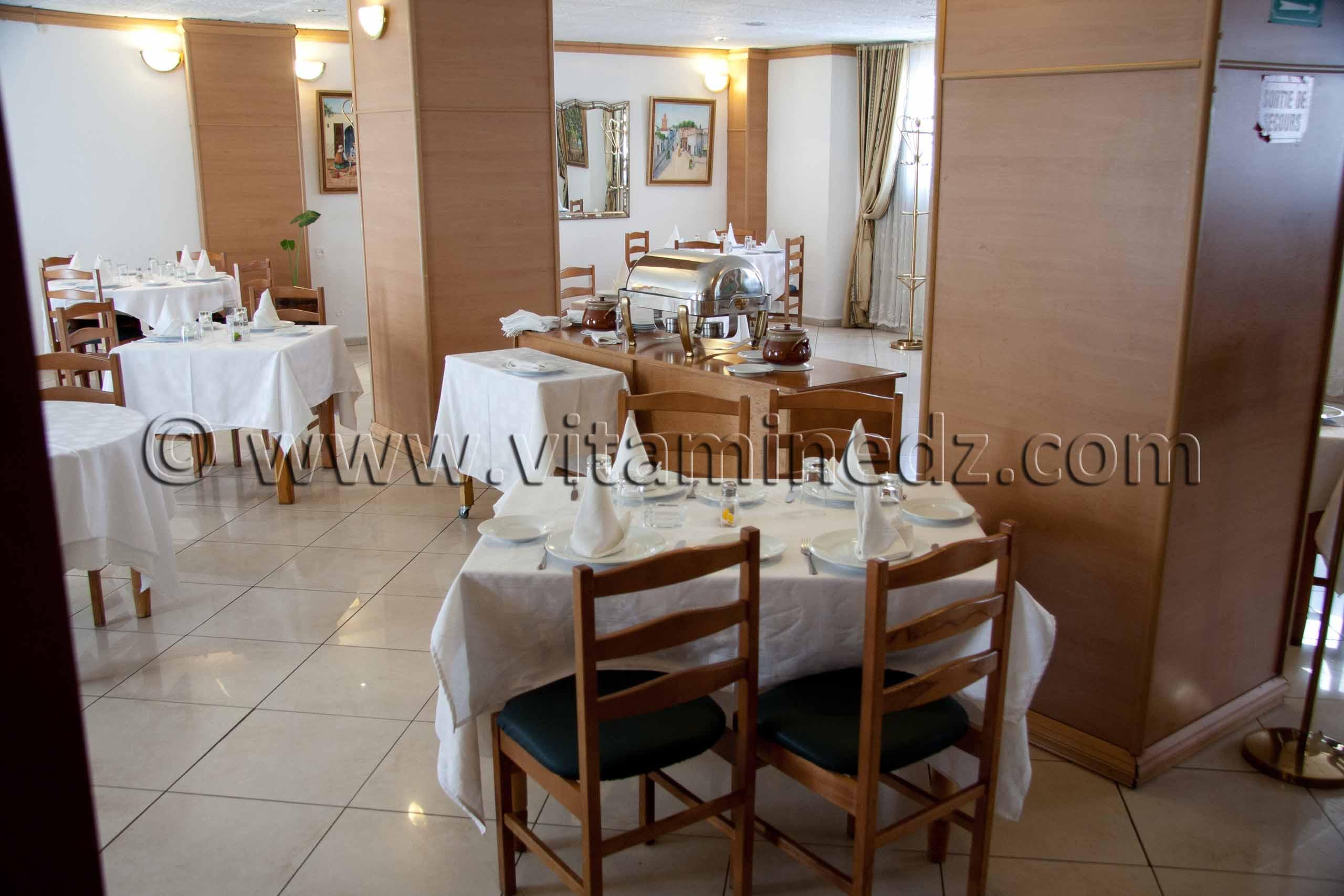 Restaurant h tel agadir pas cher tlemcen algerie alg rie for Nom hotel pas cher
