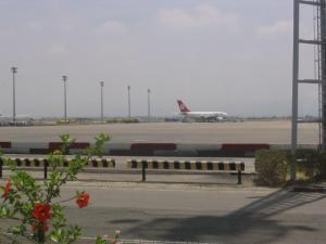 Aéroport Houari Boumediene.
