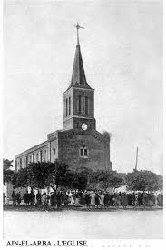 église d'ain el arba