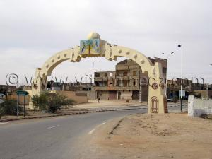 Blason de Beni Abbes (Wilaya de Bechar)