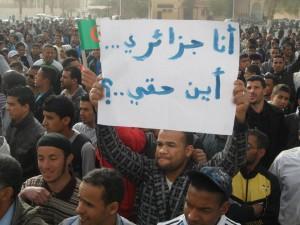 A l'appel du CNDDC: Des milliers de chômeurs manifestent à Ouargla