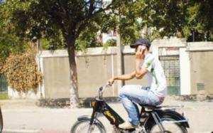 Face aux problèmes des embouteillages: Blida se met à la moto
