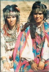 deux femmes bérbéres