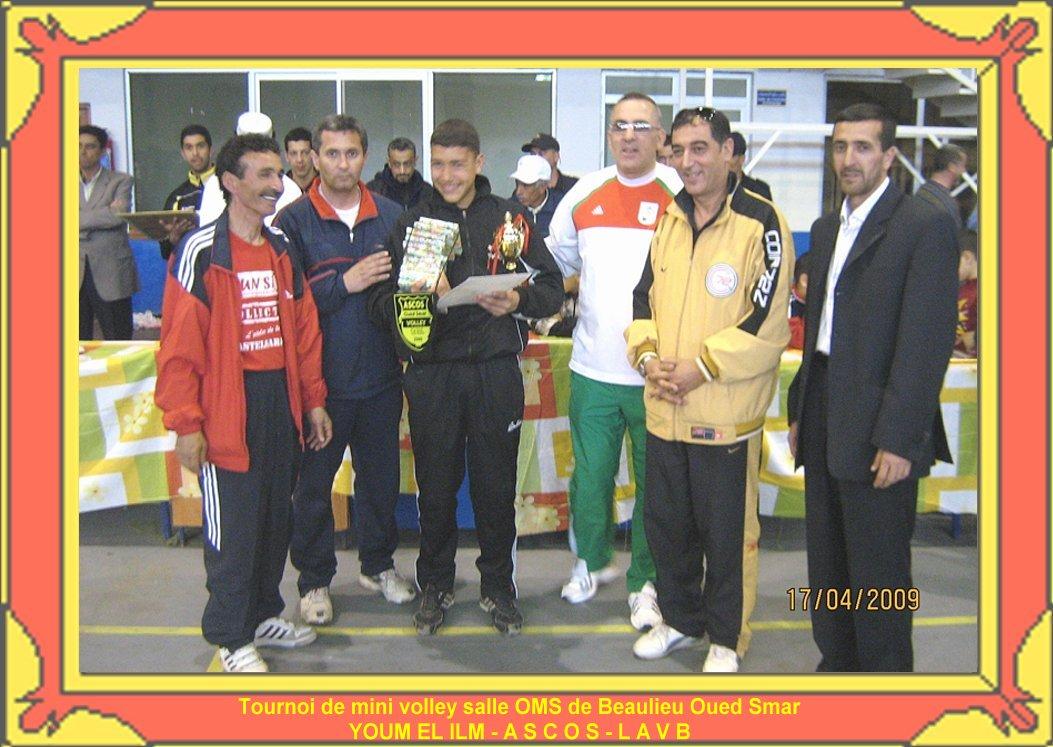 Tournoi de Mini Volley - ASCOS -LAVB