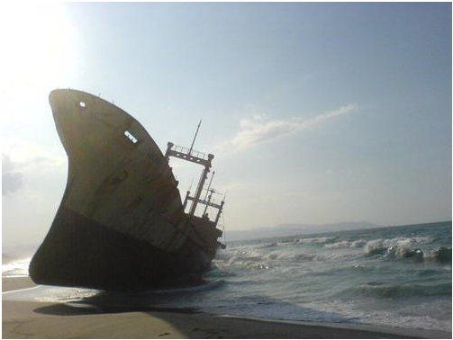 L'Inde refuse le démantèlement d'un navire américain, présumé toxique