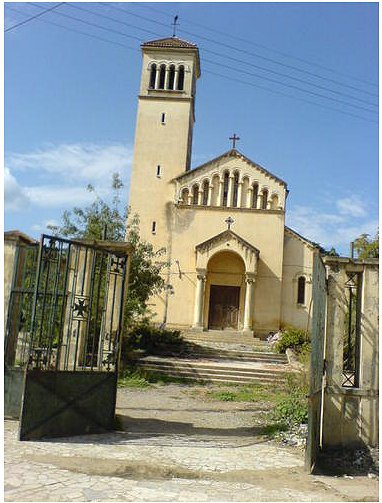 Eglise sainte th r se skikda skikda - Eglise sainte therese guilherand granges ...
