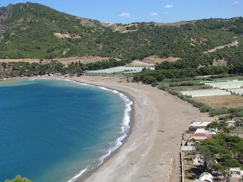 12585 vue sur la plage boucheghal chlef