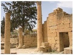 الاثار الرومانية