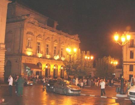 Constantine capitale de la culture arabe 2015: Alain Guilhot sollicité pour illuminer le Vieux Rocher