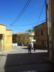 El Kiffane, du coté du cimetière, Photo image ville Tlemcen, Algérie