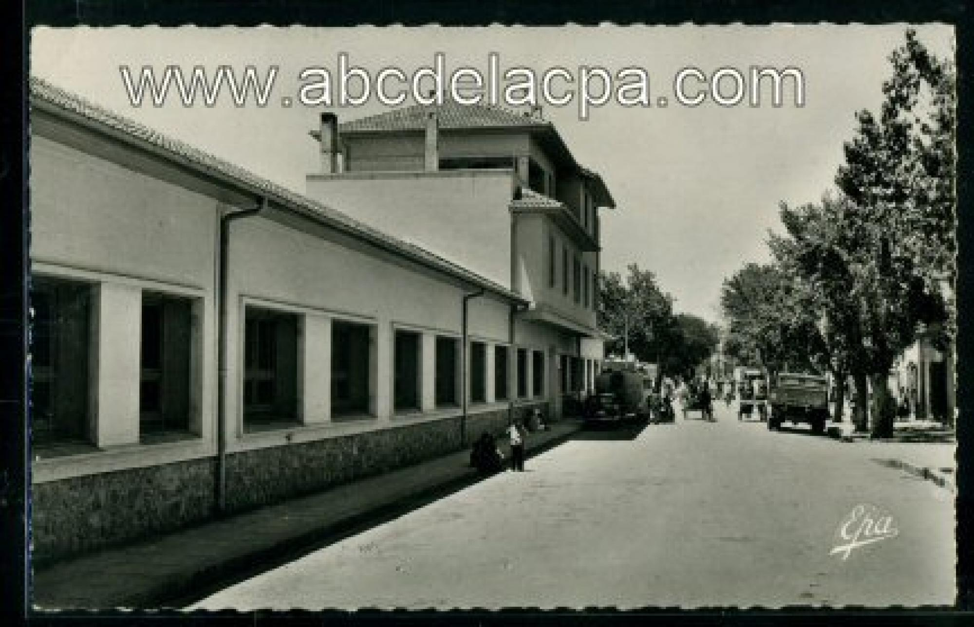 Ville Saint Arnaud Algerie