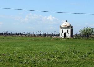 le tombeau construit pour lui-même par un certain M. Rabon- Photo Annaba Tourisme 2013