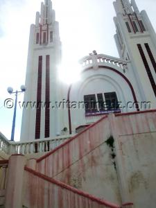 Mosquée Ouhoud (ExEglise Sainte Thérèse) Photo Annaba Tourisme 2013