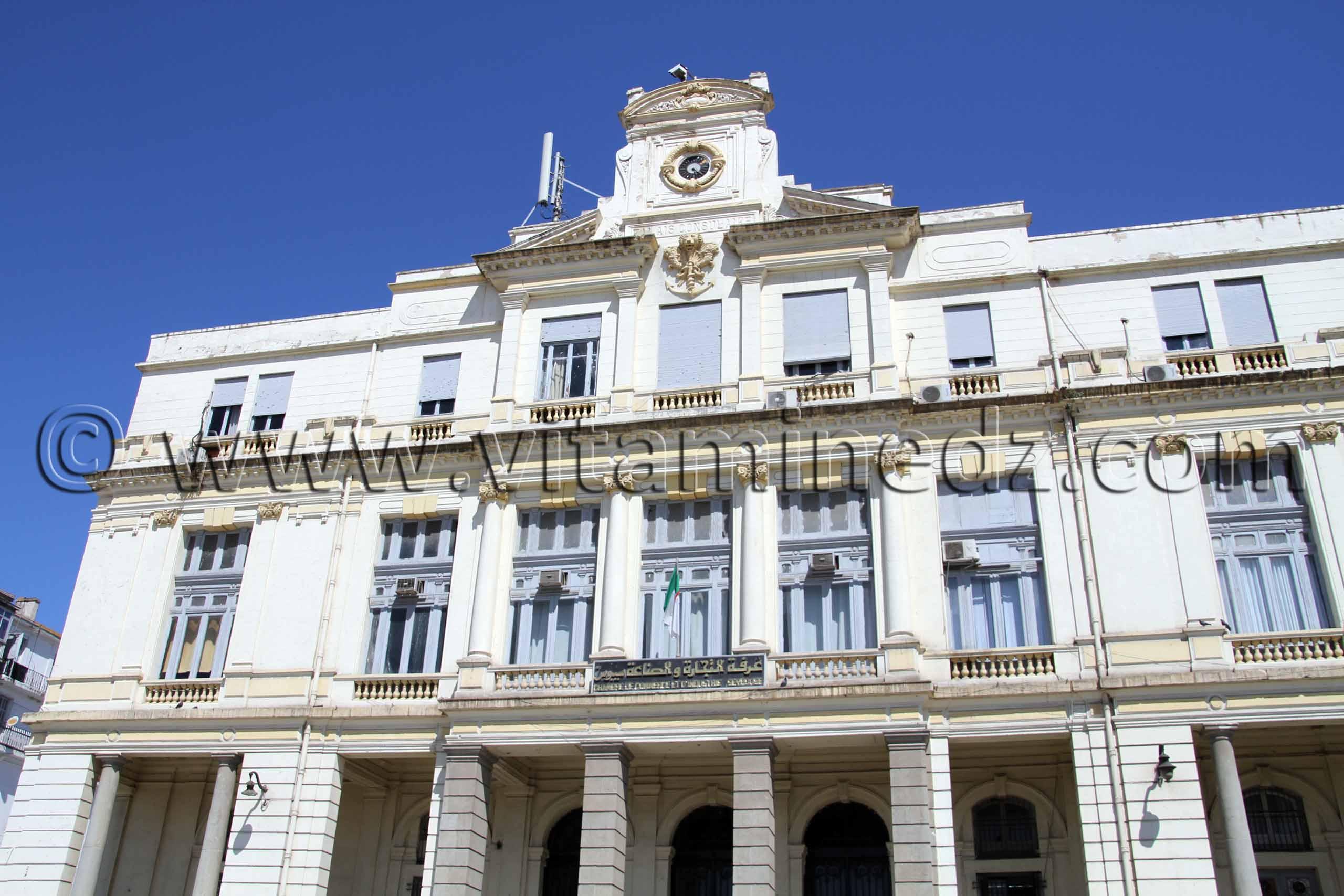 Chambre de commerce seybousse annaba 2013 for Chambre de commerce evreux