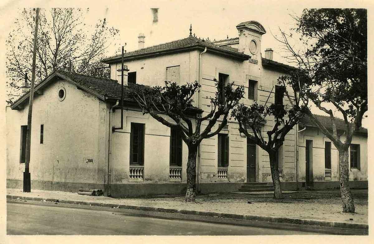 Ecole maison blanche