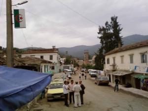 centre ville de Beni zid