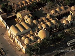 Le siège de la wilaya d'El-Oued.