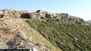 Les grottes de Ras el Hamra