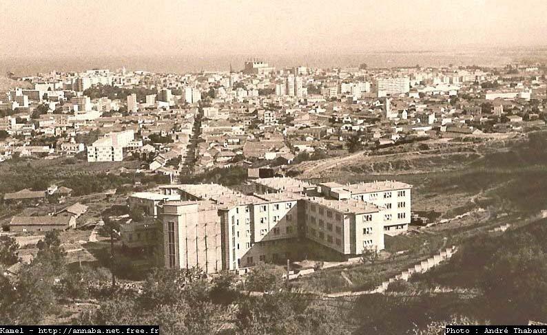 L'h�pital Ibn Rochd, 1961/62