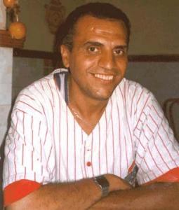 Le chanteur Nacer Eddine Galiz