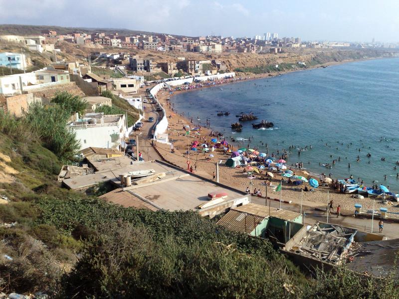 Plage de Sidi el Mejdoub