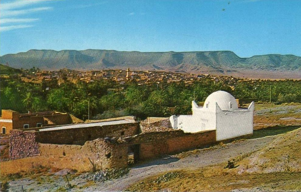 Alg rie m sila bou saada le tombeau de dinet for Peinture satinee algerie prix
