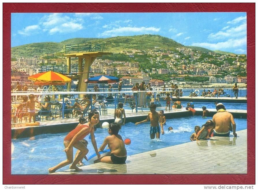 Cpsm algerie alger bab el oued piscine el kettani for Piscine demontable algerie