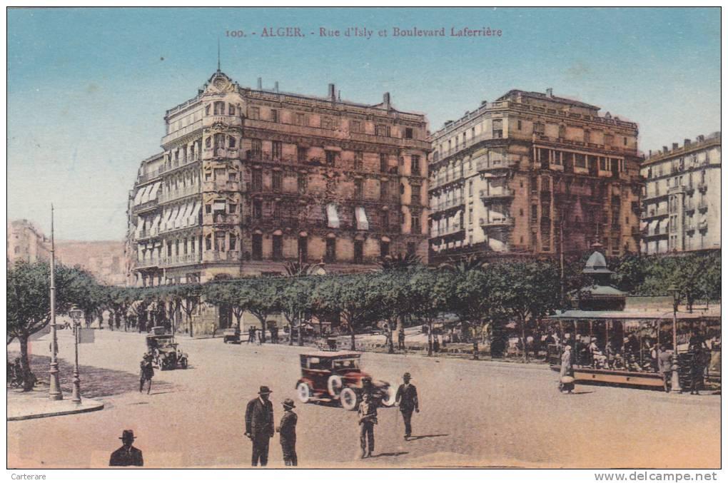 Afrique algerie alger en 1920 colonie immeuble de luxe for Architecture ancienne