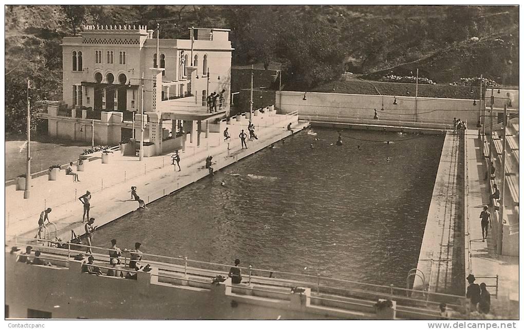 Constantine alg rie nouvelle piscine de sidi m cid for Piscine sidi m cid constantine