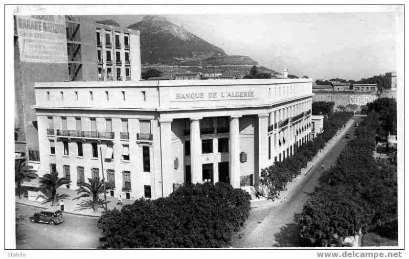 Algerie banques oran la banque d algerie oran for Banque exterieur d algerie