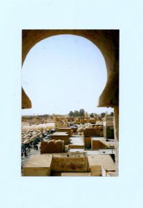 Les toits d'El Oued, vu du Minaret