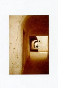 vieux quartier de Témacine - 1990