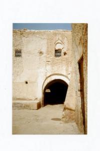 Vieux quartieer de Témacine - 1990
