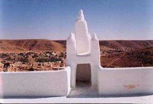 Le Mausolée du Cheikh Belhadj Benkassi Ben Ahmed