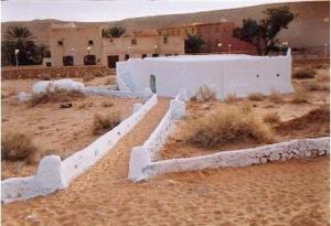 Le Mausolée du Cheikh Bahayou Moussa à El atteuf