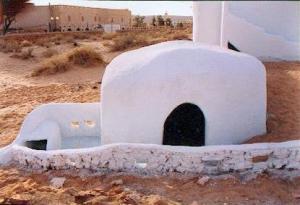 Le Mausolée du Cheikh Bahayou Moussa à Elatteuf