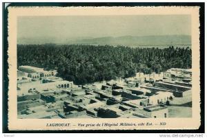 GB)52) Laghouat Vue prise de l'Hôpital Militaire, côté Est