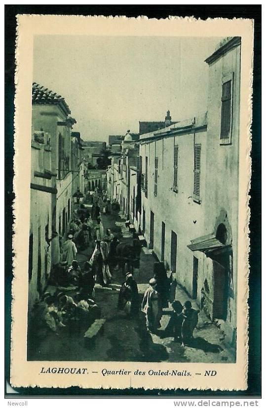 FW)16) Laghouat Quartier des Ouled-Nails