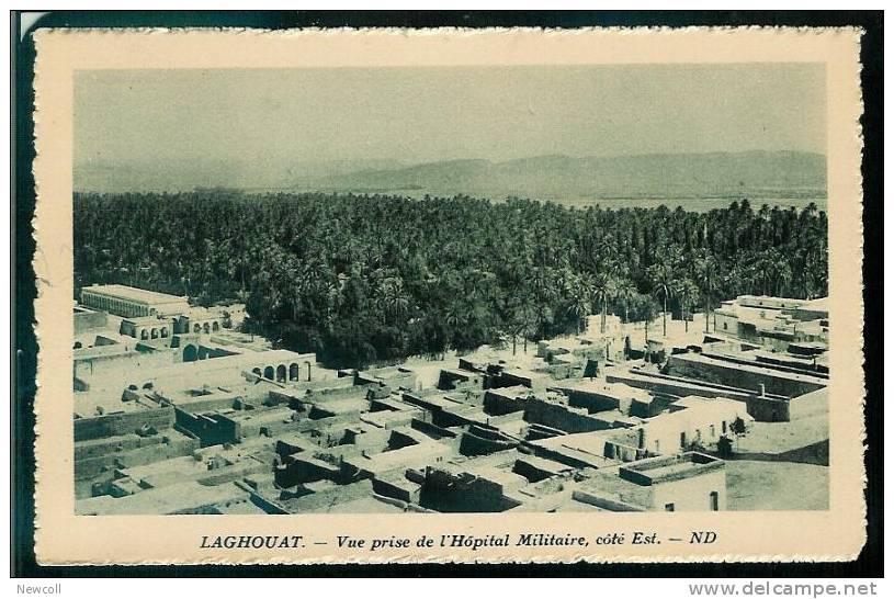 GB)52) Laghouat Vue prise de l'H�pital Militaire, c�t� Est