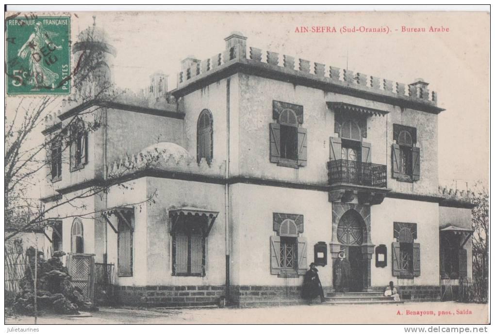 Bureau arabe algérie cpa algerie beni ounif le bureau arabe dans