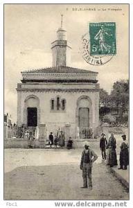 CPA Souk-Ahras (Algérie) La mosquée